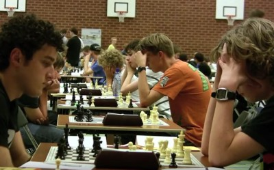 chess tournament for children and teenagers in Europe
